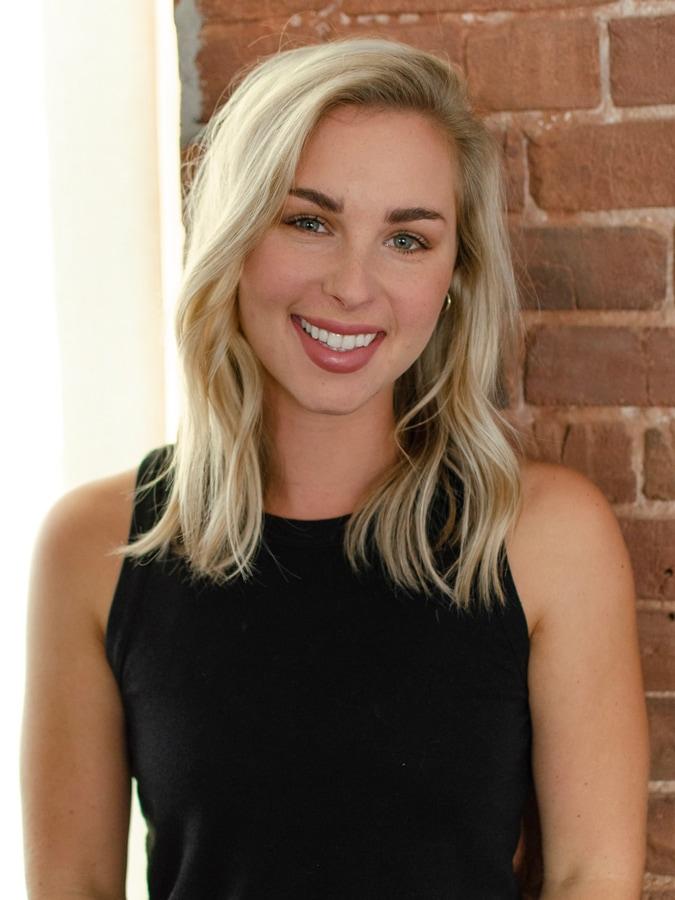 Headshot of McKenzie Gibson